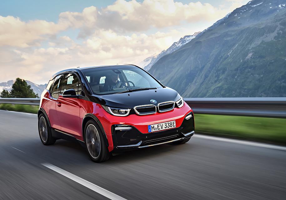 """BMW - есть BMW. У электрической i3 появится """"заряженная"""" версия - BMW"""