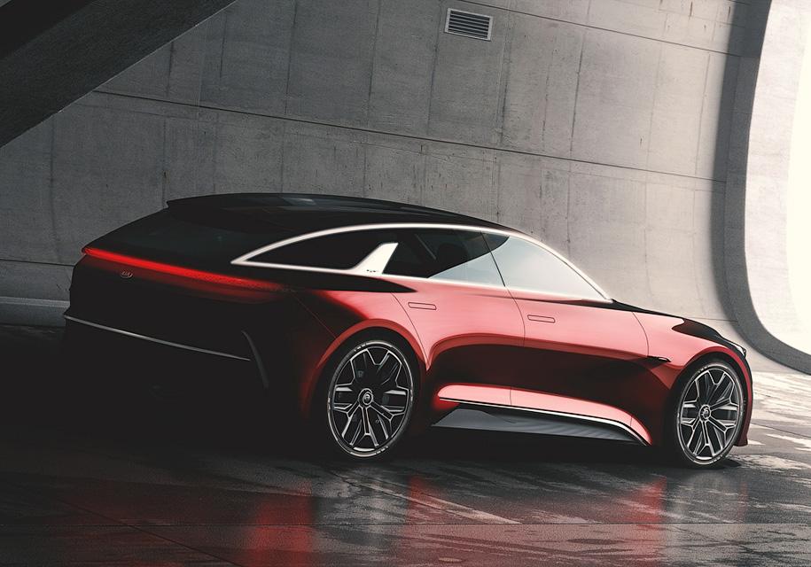 В Kia намекнули, каким будет следующее поколение cee'd - Kia