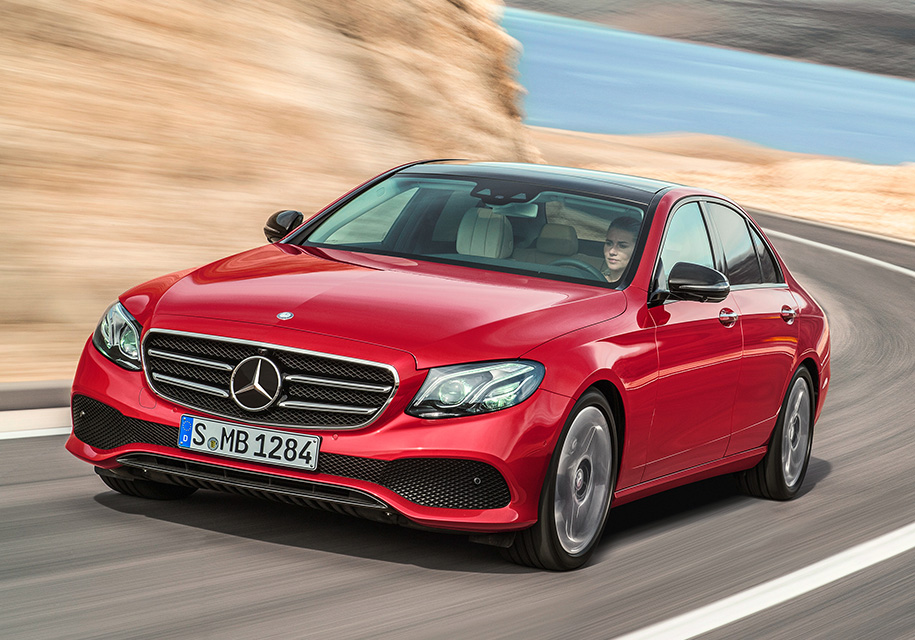 Еще одна причина, почему Mercedes-Benz - это не VW - Mercedes-Benz