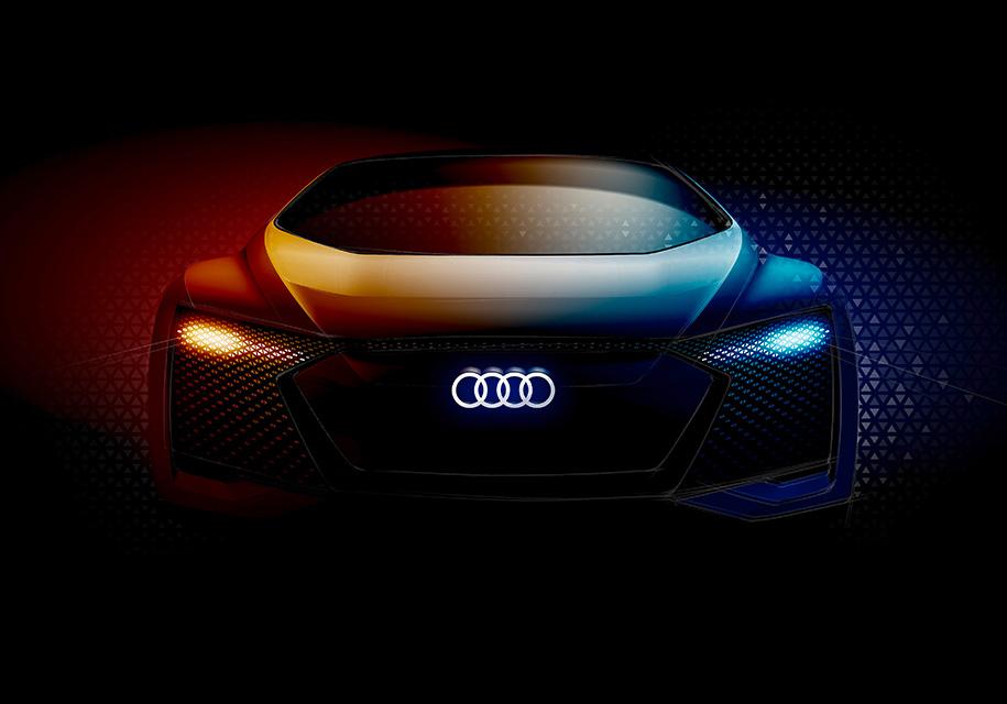 Audi представит во Франкфурте концепты 4 и 5 уровня автономности - Audi