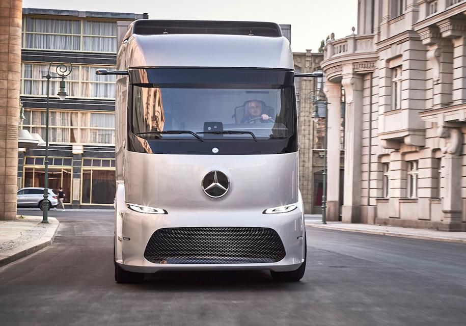 Электрические Mercedes-benz будут заряжаться за 5 минут