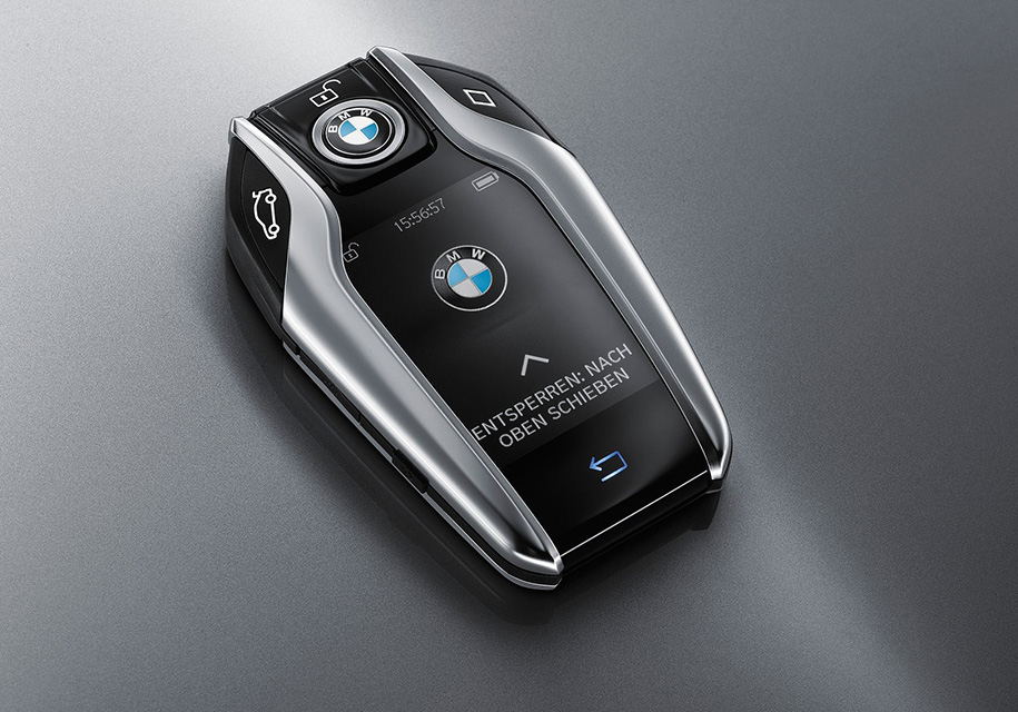 BMW анонсирует отказ от автомобильных ключей и брелков - BMW