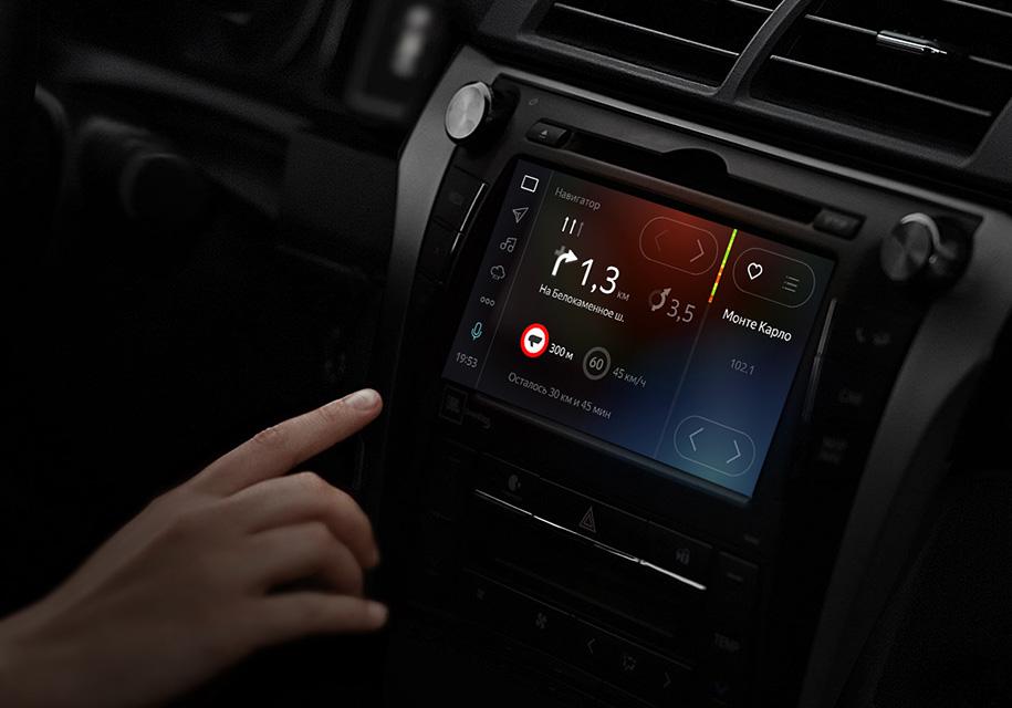 Yandex представил собственную мультимедийную платформу для авто. Первыми ее получат Toyota Camry и RAV4