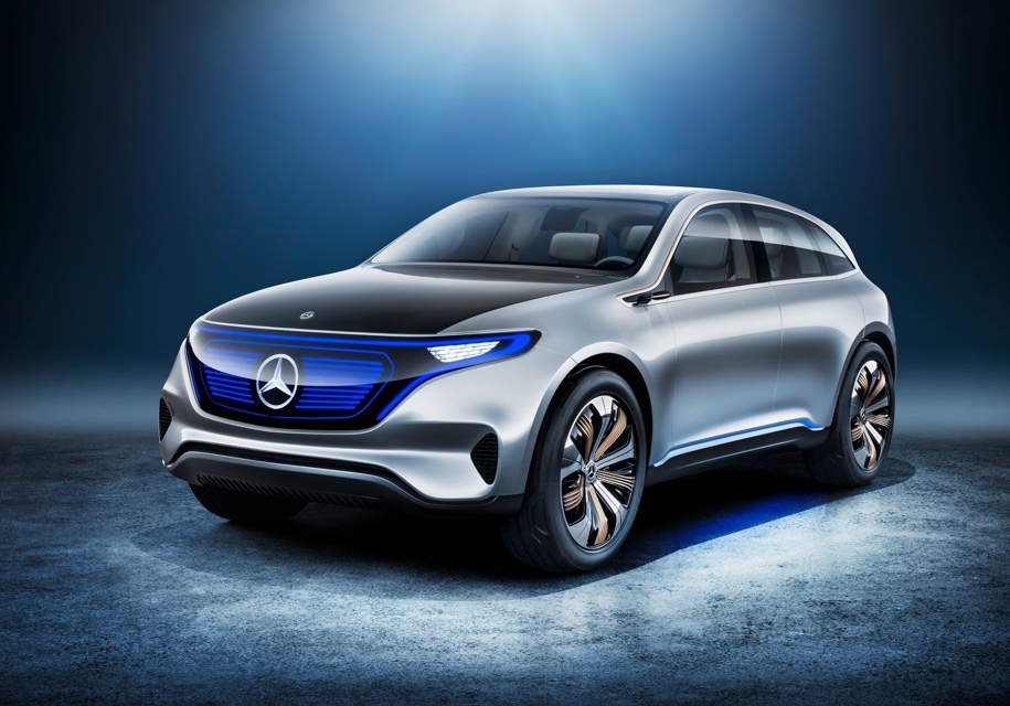 Mercedes начал принимать заказы наэлектрокар за2 года доего выпуска