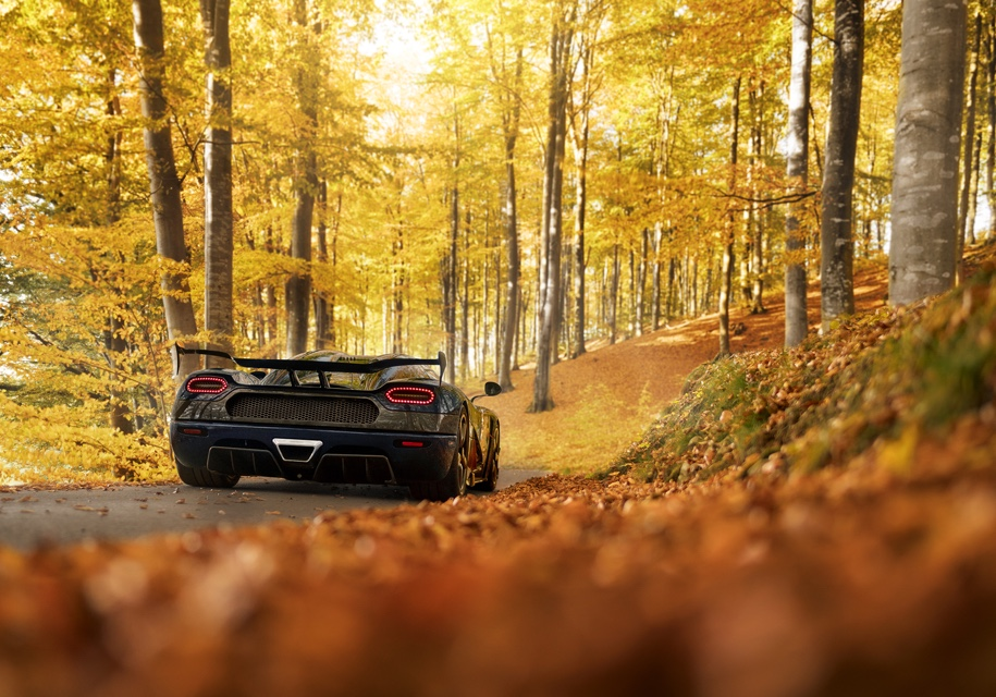 Koenigsegg AgeraRS одержал победу вспоре гиперкаров