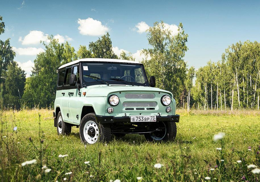 Нидерланды возможно будут импортировать некоторые модели УАЗа