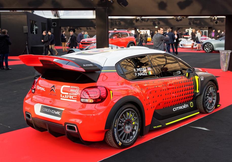 Ситроен может выпустить «горячий» хэтчбек с разработками для гонок WRC