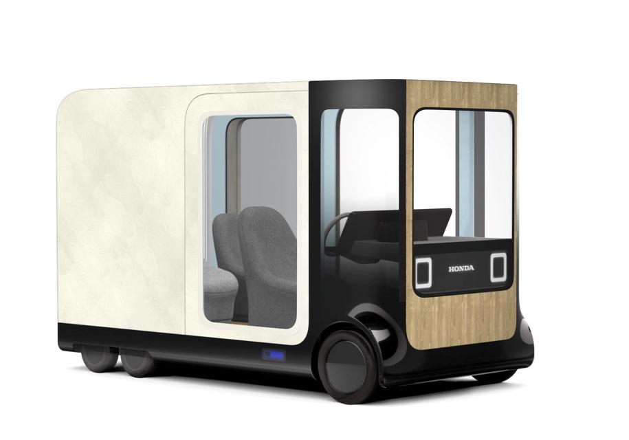 Хонда представила вТокио необычные концепты