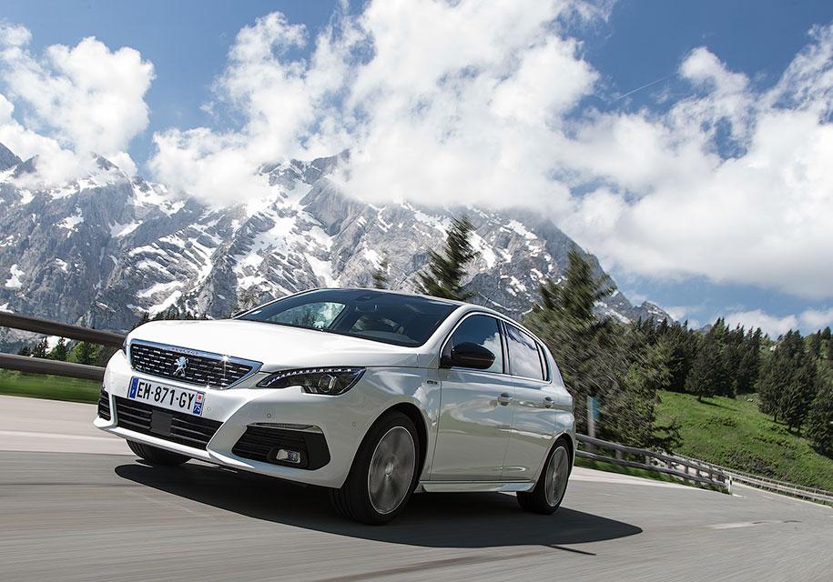 Новый Пежо 308 появился впродаже в Российской Федерации