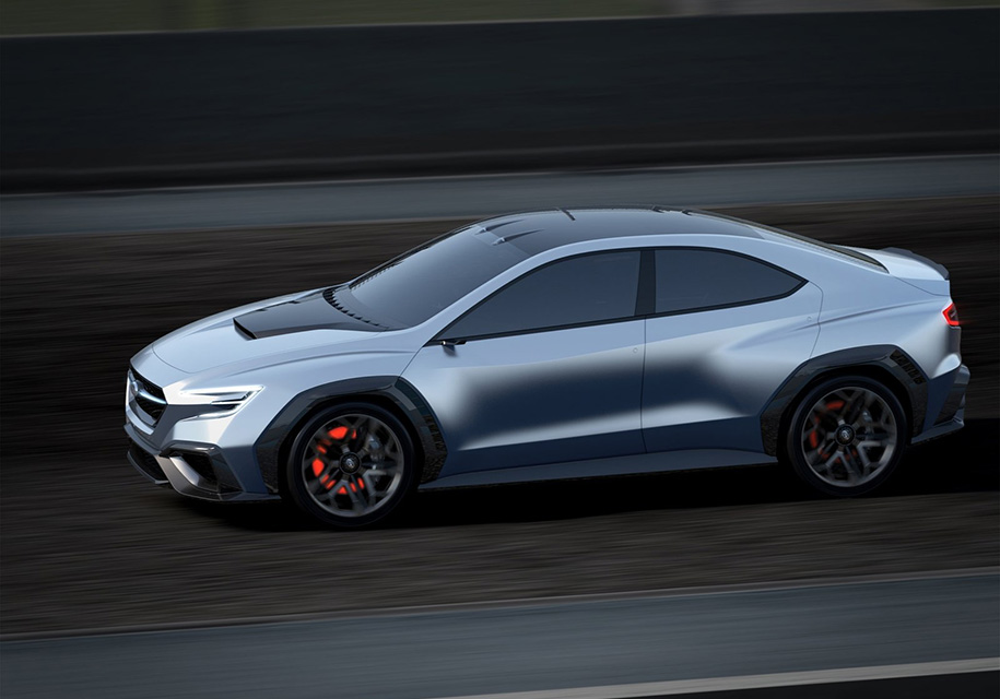 В октябре не автосалоне в Токио компания Subaru [представила](https://motor.ru/news/subarusportssaloon-25-10-2017.htm) прототип VIZIV Performance Concept, который дает представление о семействе WRX следующего поколения