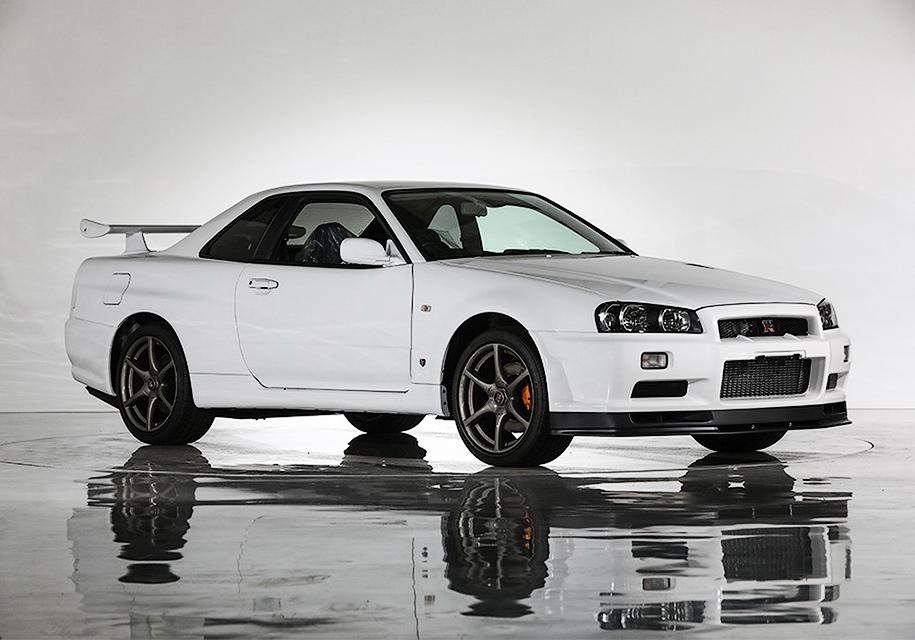 Нааукционе зимой продадут редкостный Ниссан Skyline GT-R без пробега
