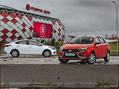 [Главное автомобильное противостояние России: Lada Vesta vs Hyundai Solaris](https://motor.ru/testdrives/vestasolaris.htm)