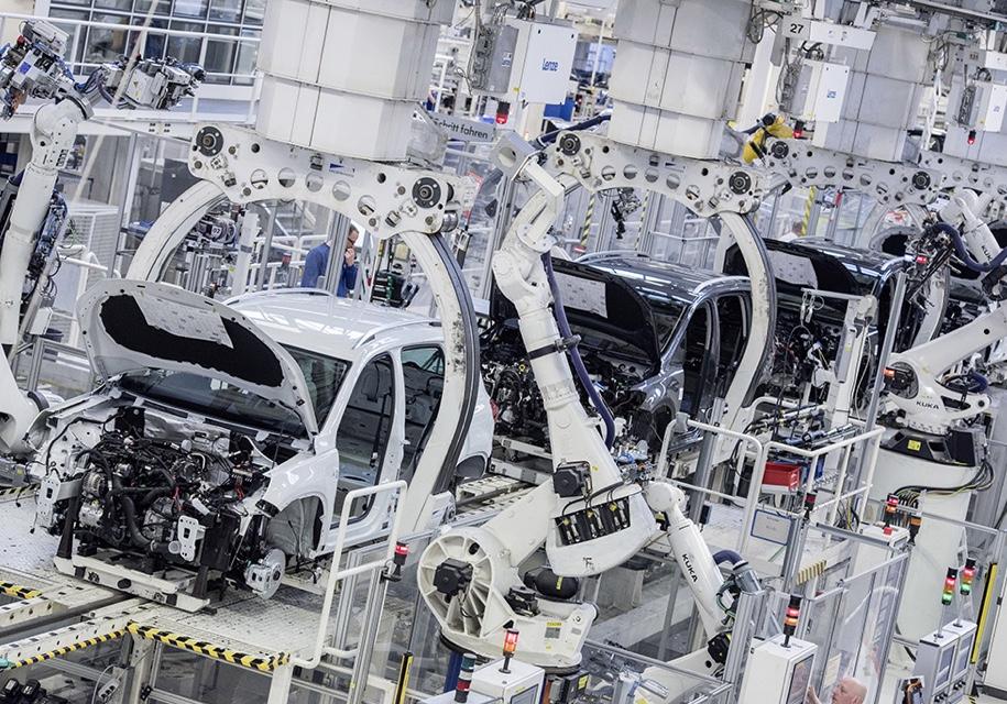 Продажи Фольксваген в предыдущем году увеличились до10.7 млн авто