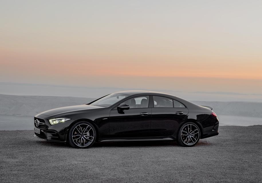 Гибридный Mercedes-AMG CLS 53 дебютирует вДетройте уже сегодня