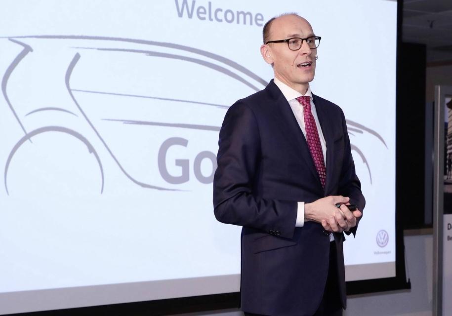 Наразработку нового Golf «Фольксваген» потратит 2 млрд евро