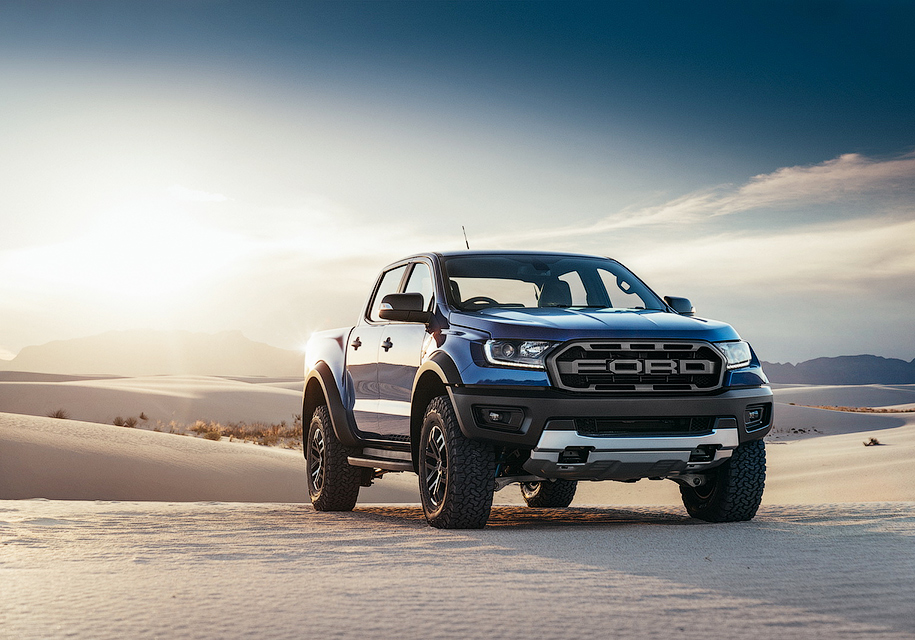 Форд представил экстремальный Ranger Raptor