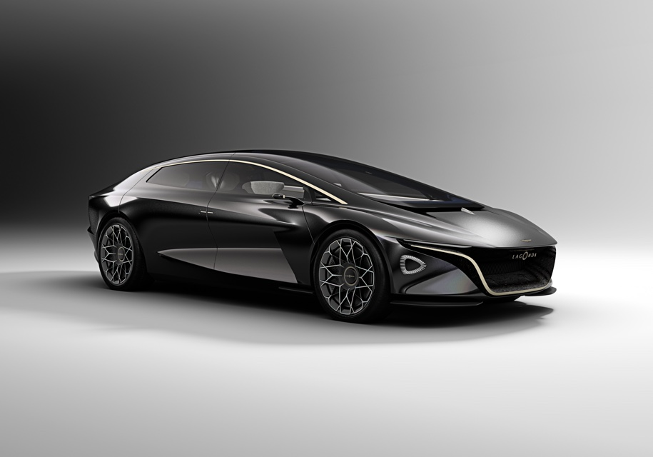 Компания Астон Мартин представила чудный концепт-кар Lagonda Vision