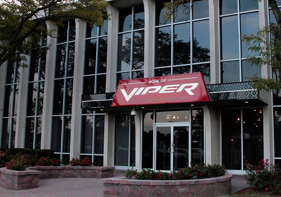 Иззавода попроизводству Dodge Viper сделают хранилище для машин