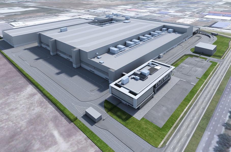 Электрокары Dyson будут собирать в Сингапуре