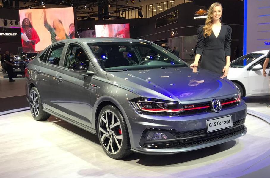 Volkswagen добавил седану Polo спортивную версию