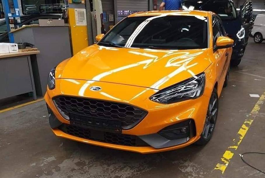 Раскрыта внешность нового хот-хэтча Ford Focus ST
