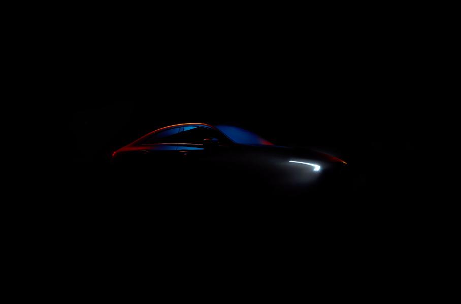 Mercedes-Benz CLA второго поколения: новое изображение