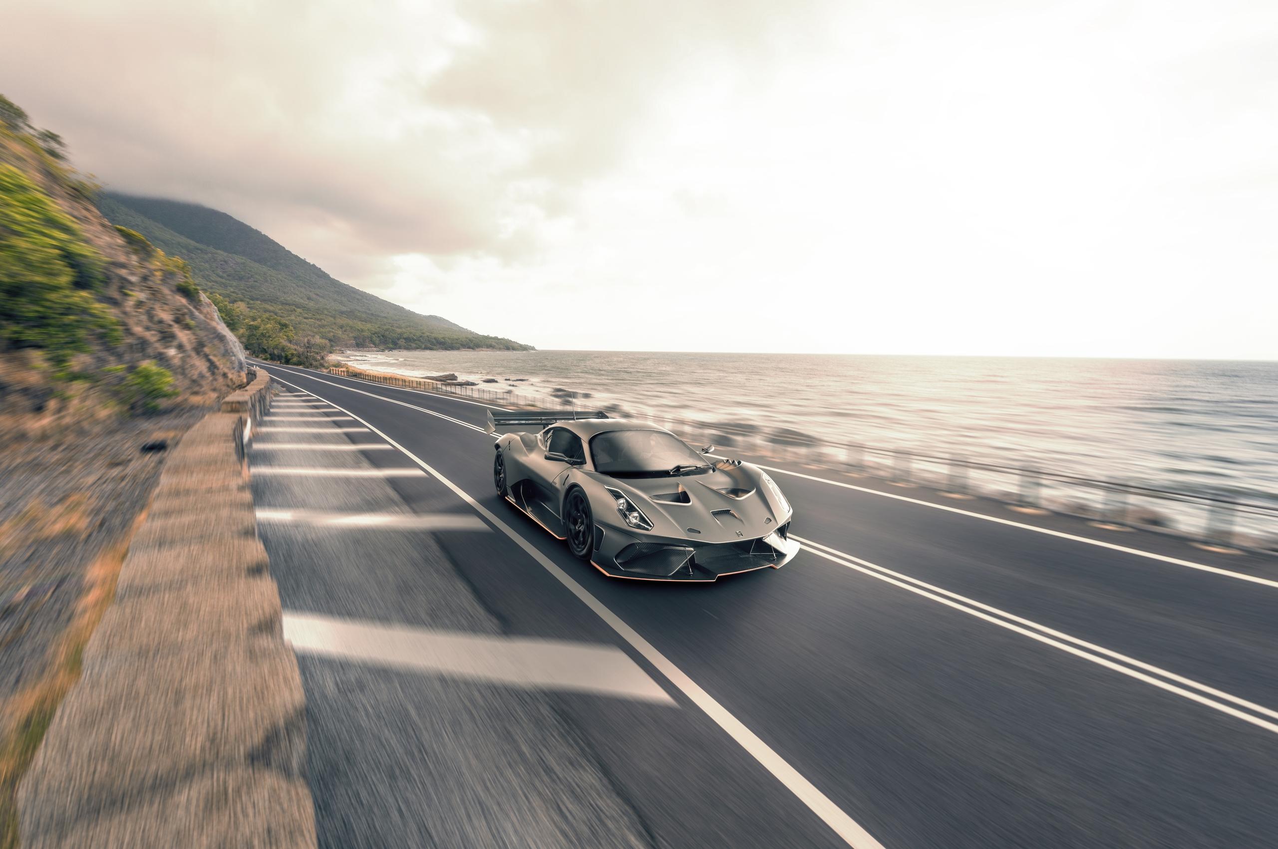 Трековый суперкар Brabham получил дорожную версию