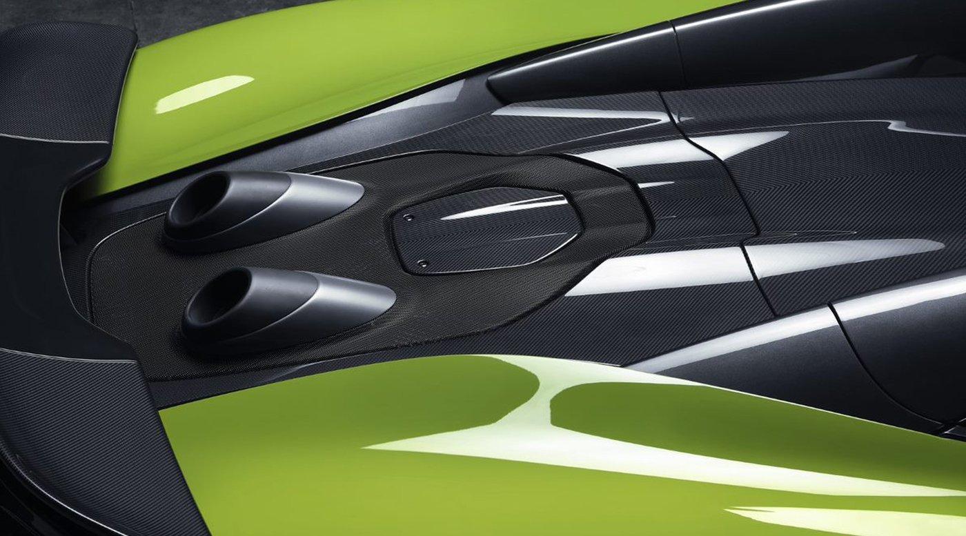 McLaren запустит в серию еще один «длиннохвостый» суперкар