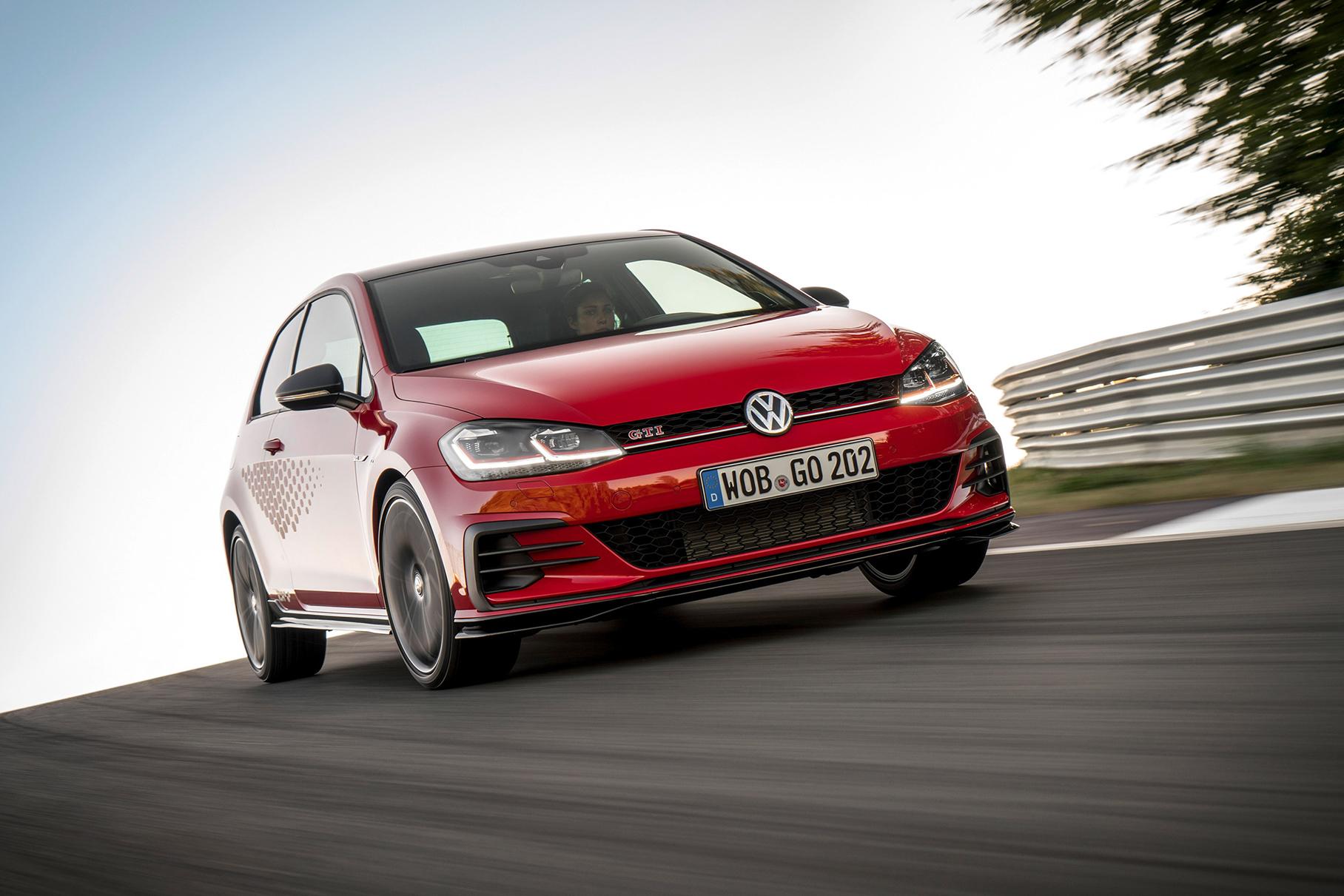 Volkswagen построил самый мощный и быстрый Golf GTI