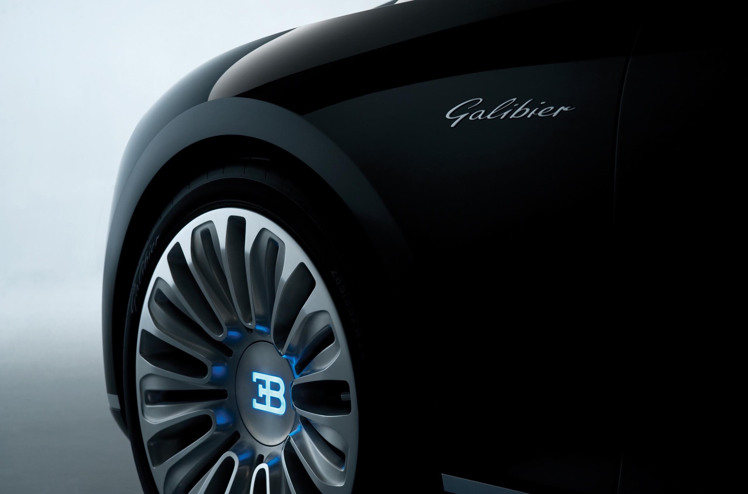 Вместо кроссовера Bugatti выпустит электрический суперкар