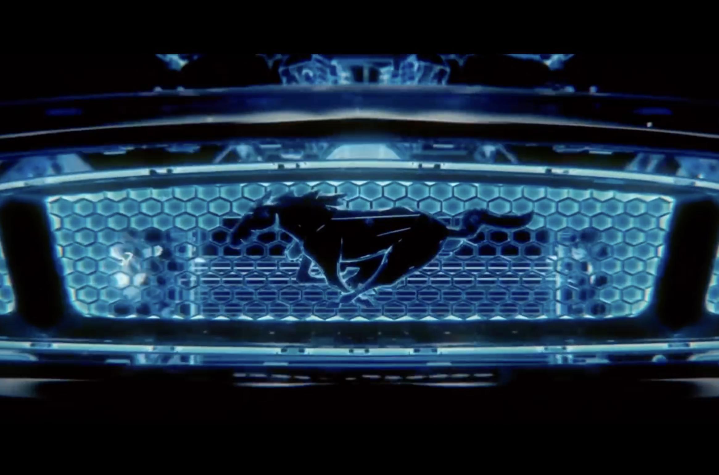 Ford напомнил об экологичном «Мустанге»