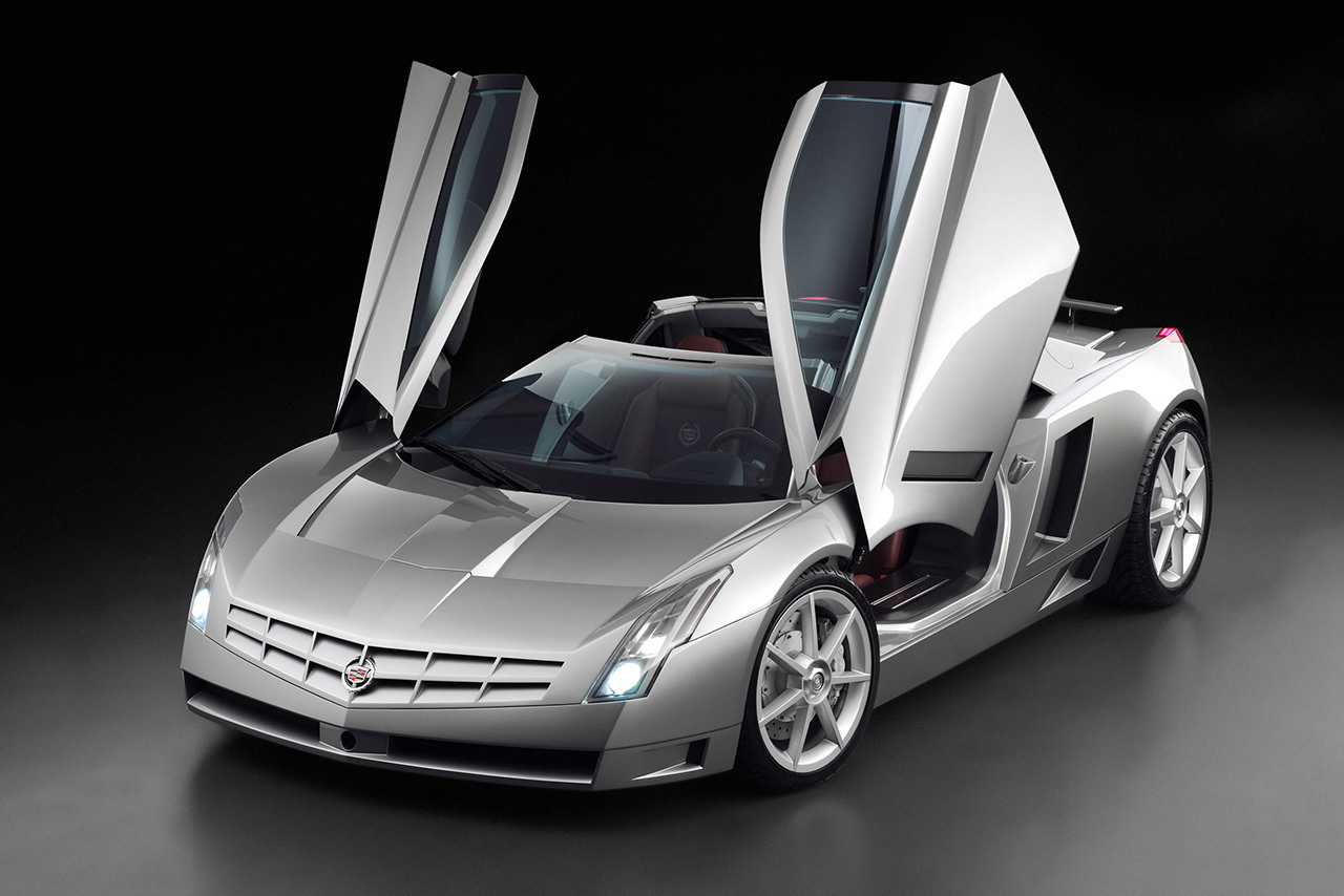 Альфа-Cadillac