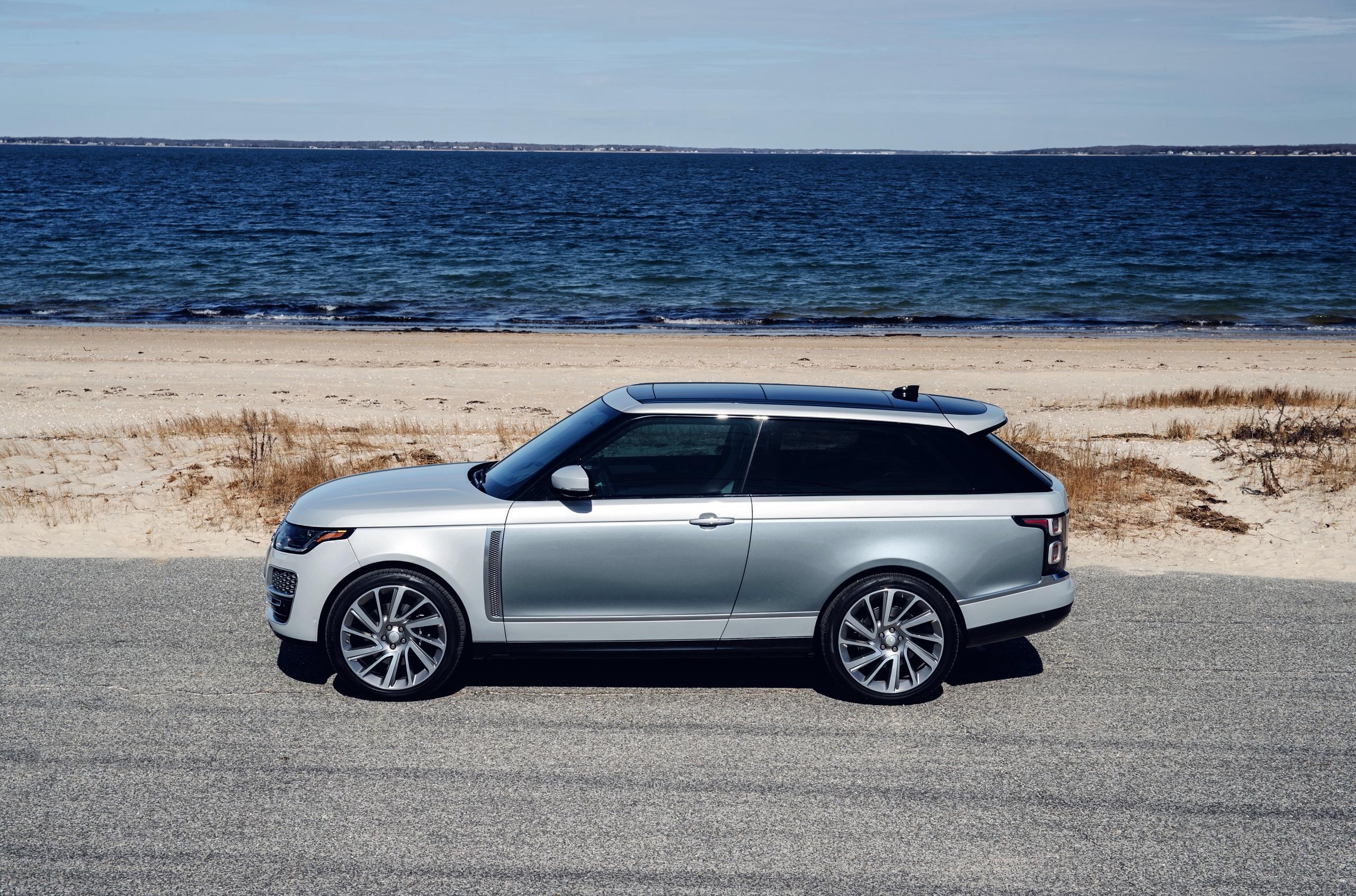 Британской Lister предложили заняться постройкой трехдверного Range Rover