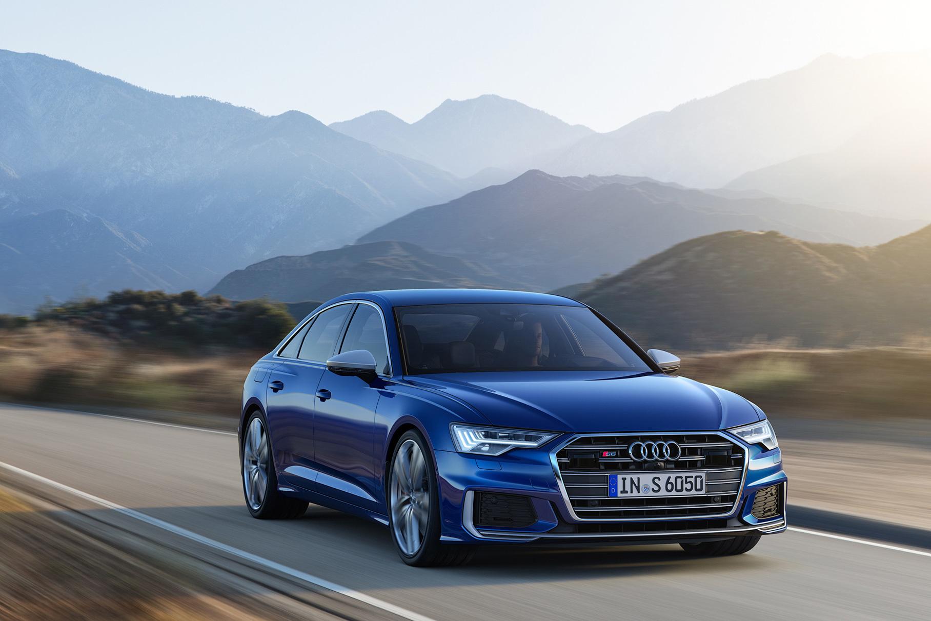 «Заряженные» Audi S6 и S7 перешли на дизель