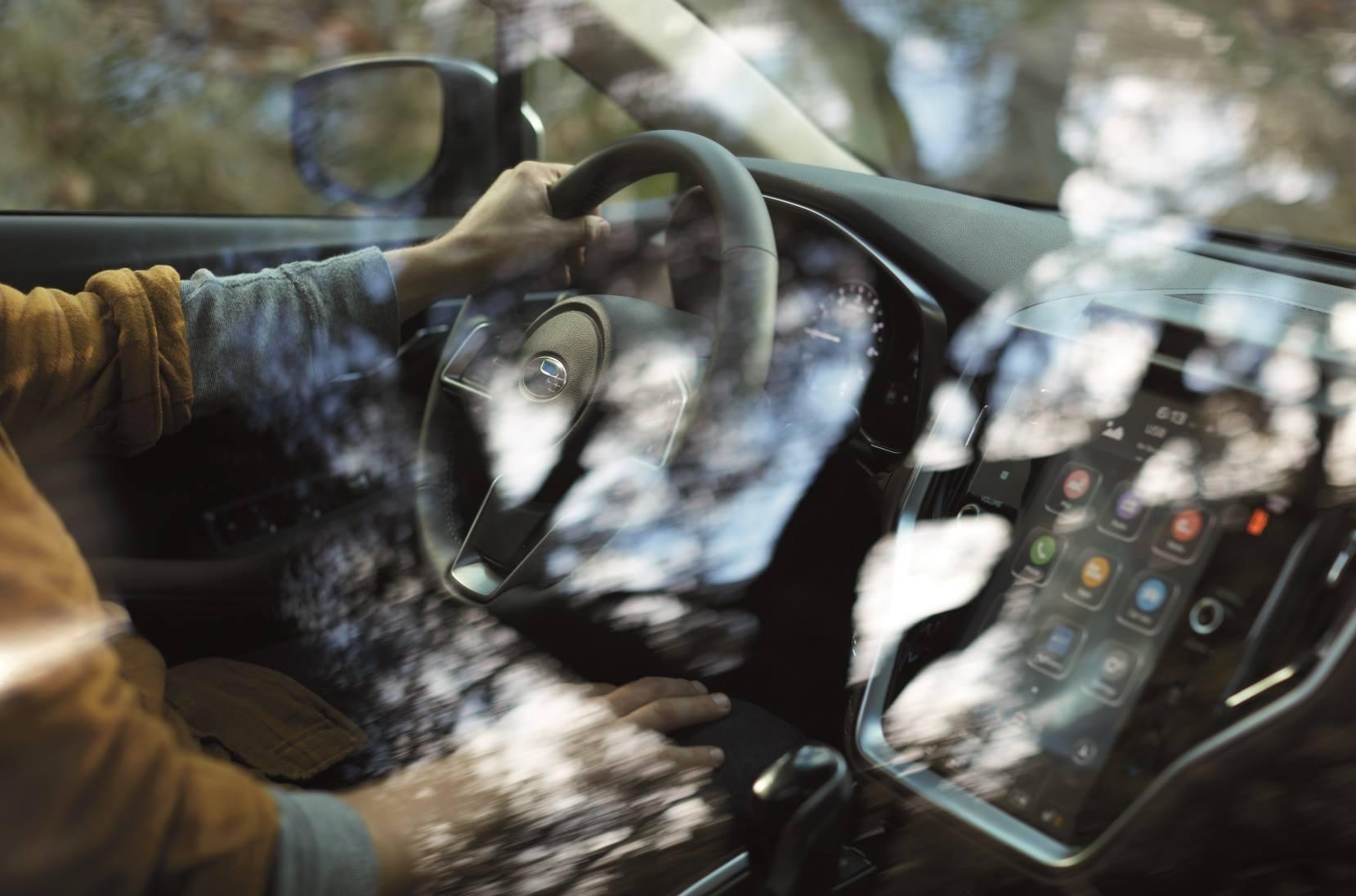 Новый Subaru Outback получит салон в стиле Volvo