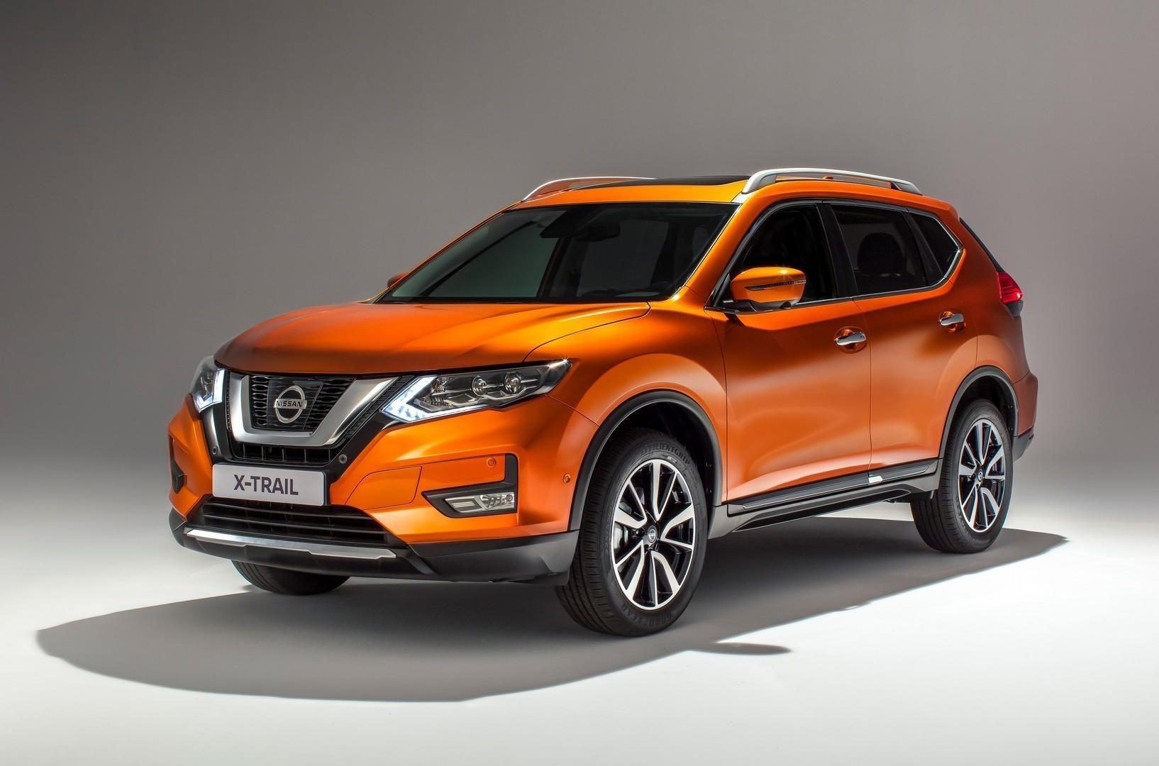 Европейскому Nissan X-Trail упростили гамму двигателей