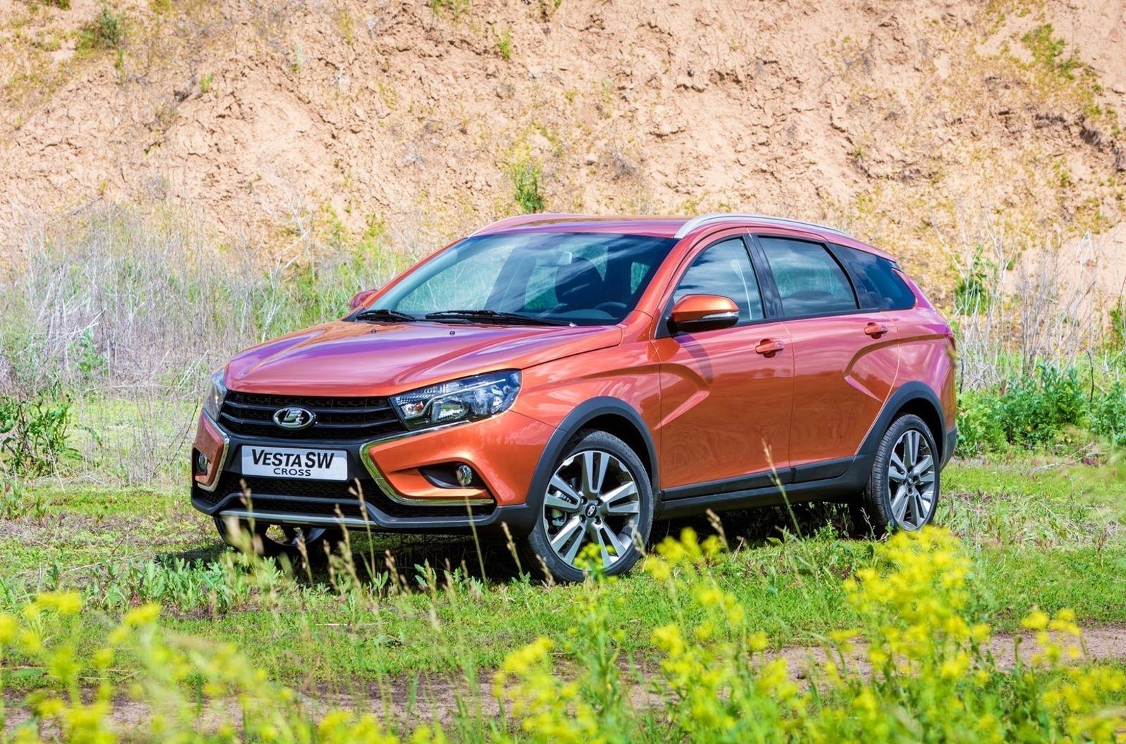 Lada уходит с европейского рынка