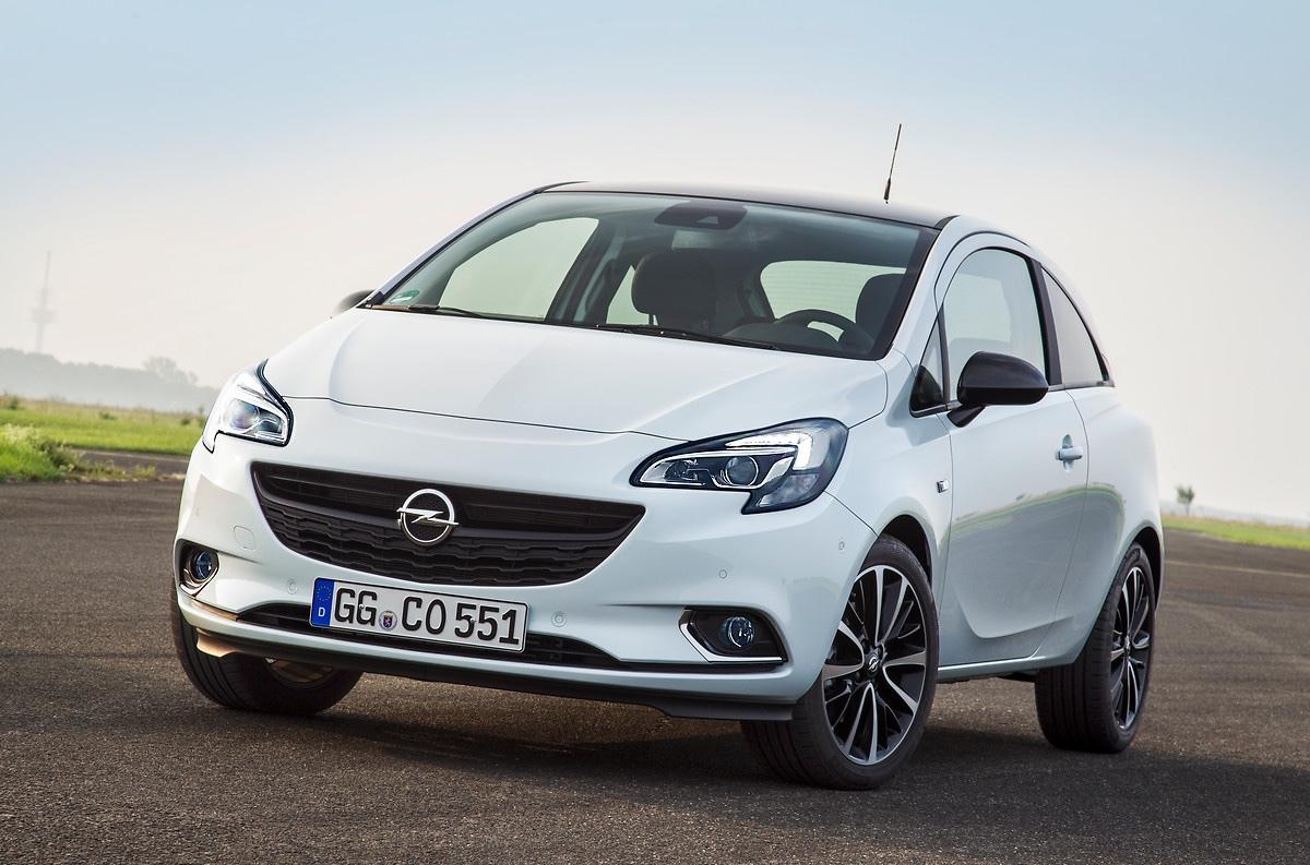 Новый хэтчбек Opel Corsa будет весить меньше тонны