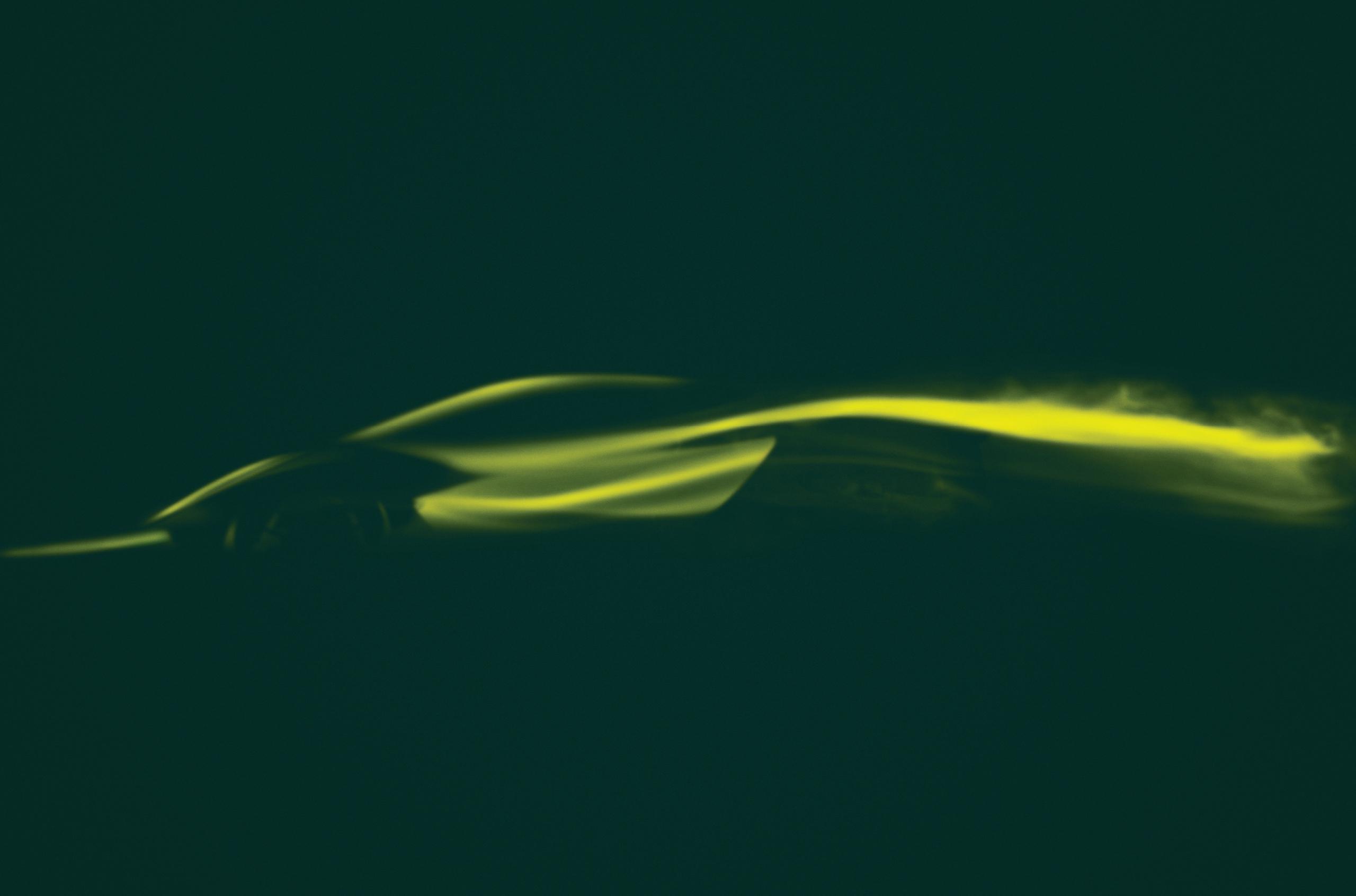 Гиперкар Lotus: первое изображение и информация