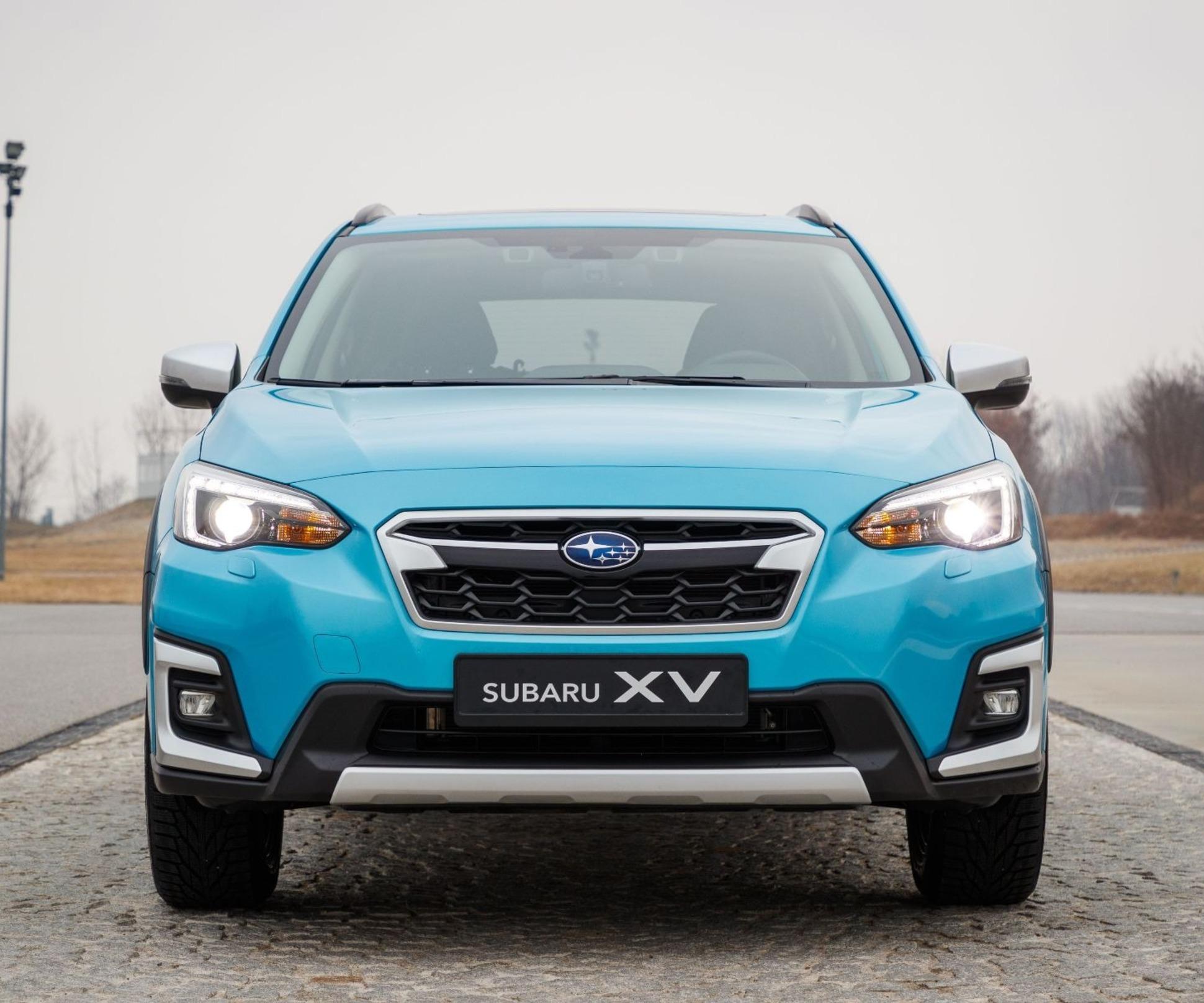 Автомобиль Subaru XV