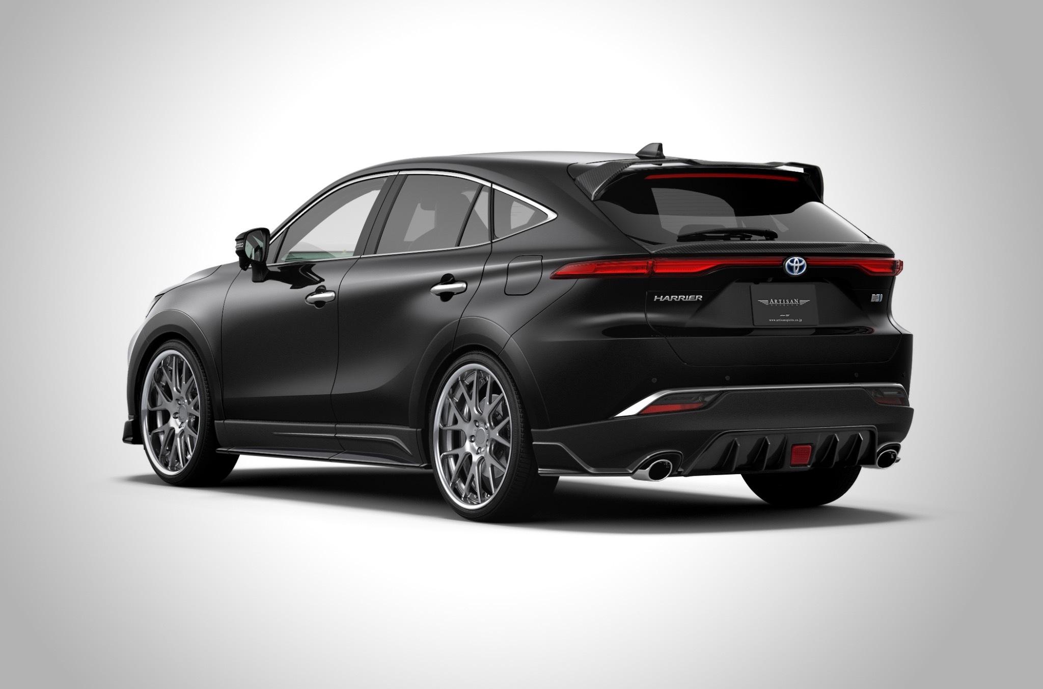 Новую Toyota Venza сделают спортивнее