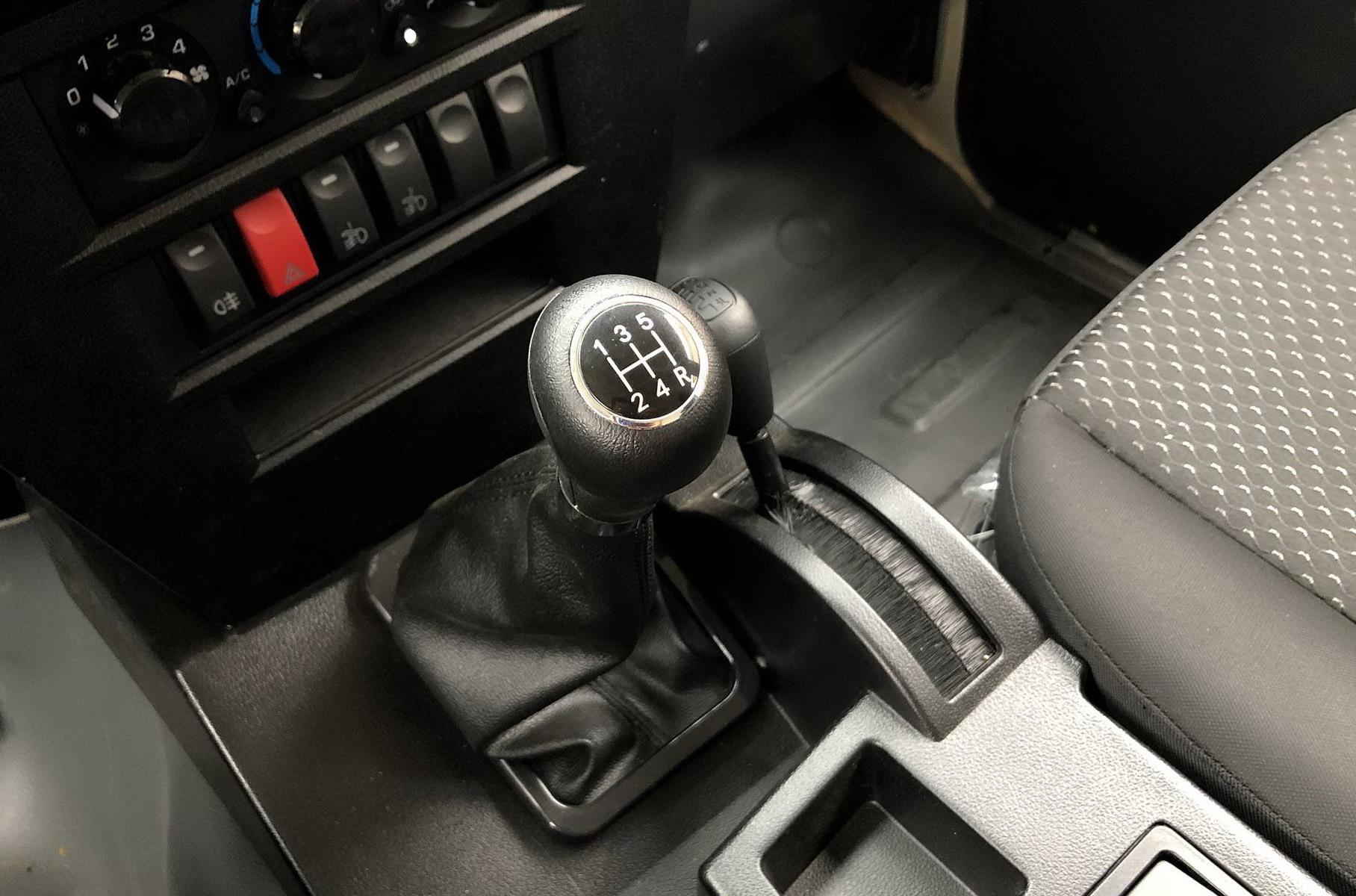 Китайский преемник ГАЗ-69 глобально доработан спустя полвека