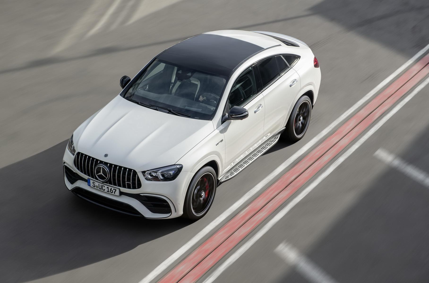 Обозначены цены на Mercedes-AMG GLS 63 и GLE 63 S в рублях
