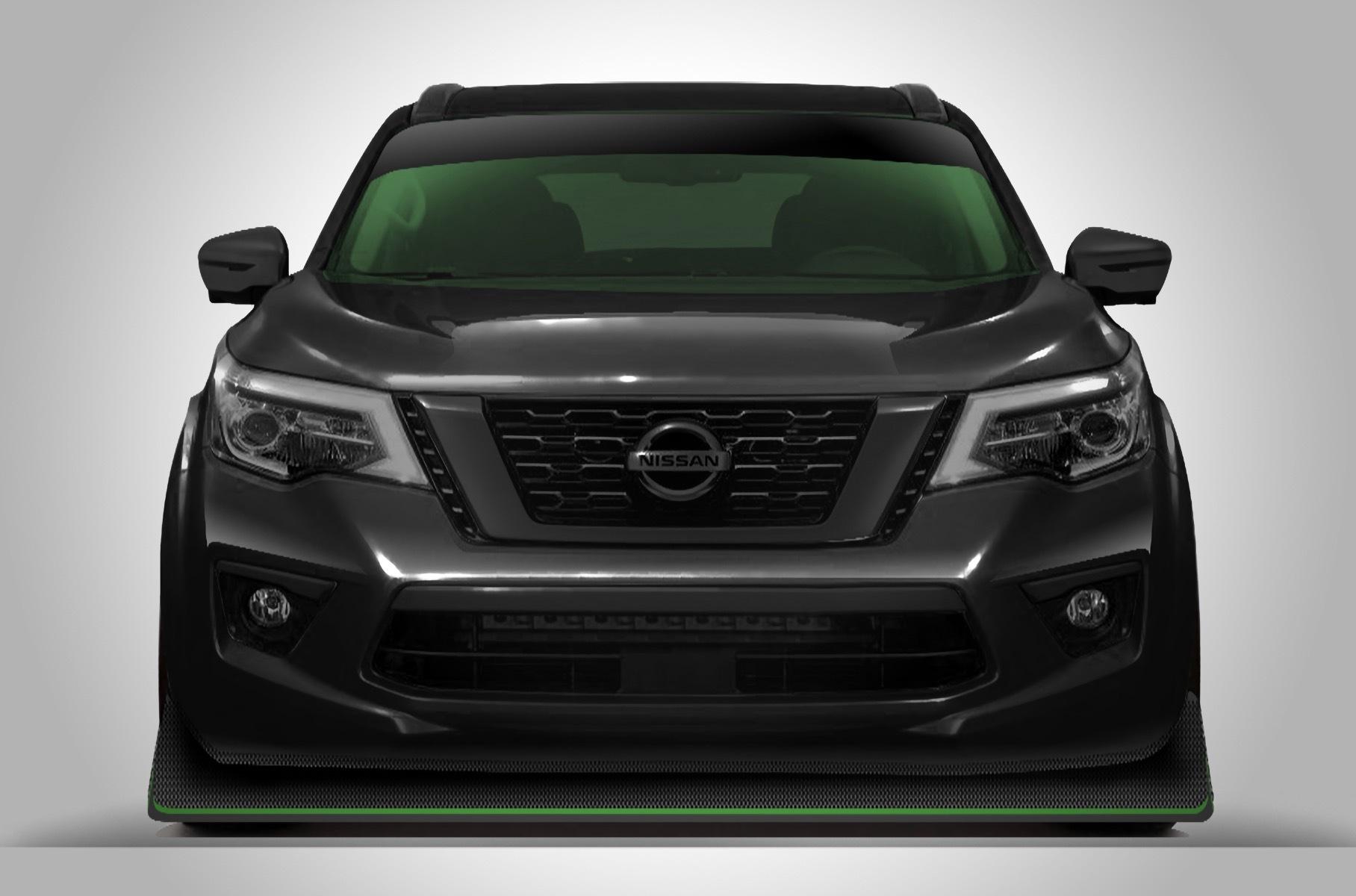 Nissan Navara превратят в 1000-сильный пикап для трека