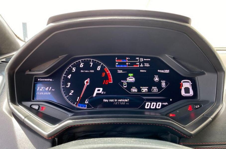 Lamborghini Huracan с пробегом 300 тысяч километров продают по рекордной цене