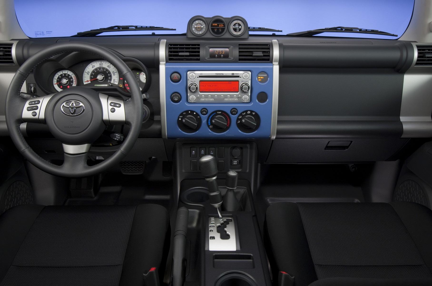 Toyota может выпустить новый рамный внедорожник в ретро-стиле