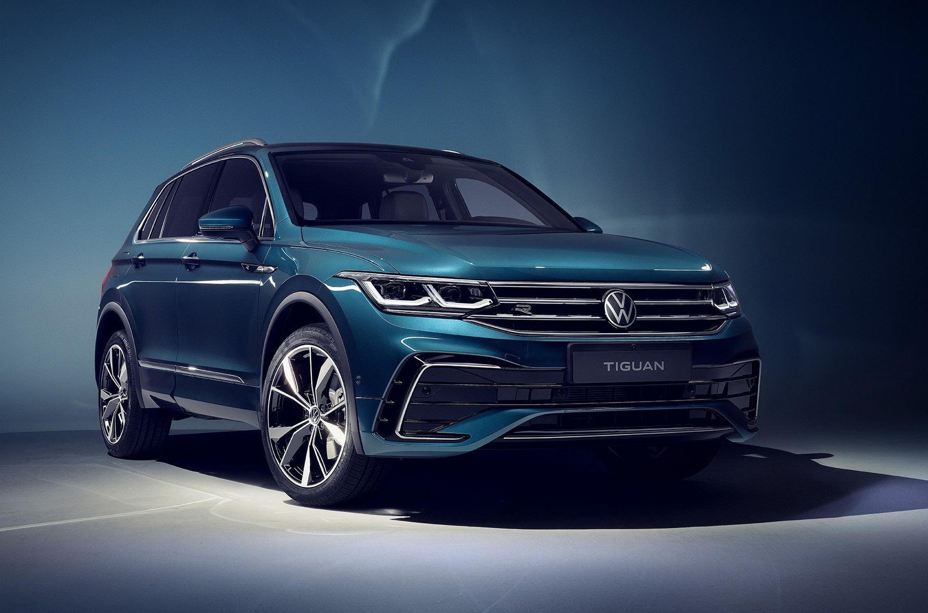 Обновлённый Volkswagen Tiguan, рестайлинг Audi Q5 и самый мощный в мире кроссовер: главное за неделю