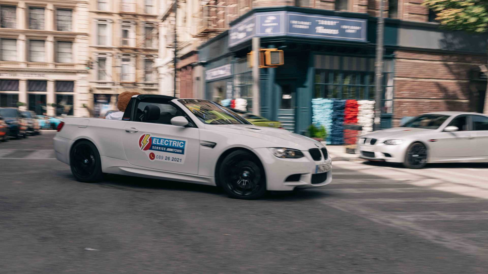 BMW рассекретила даты премьеры первой электрической эмки