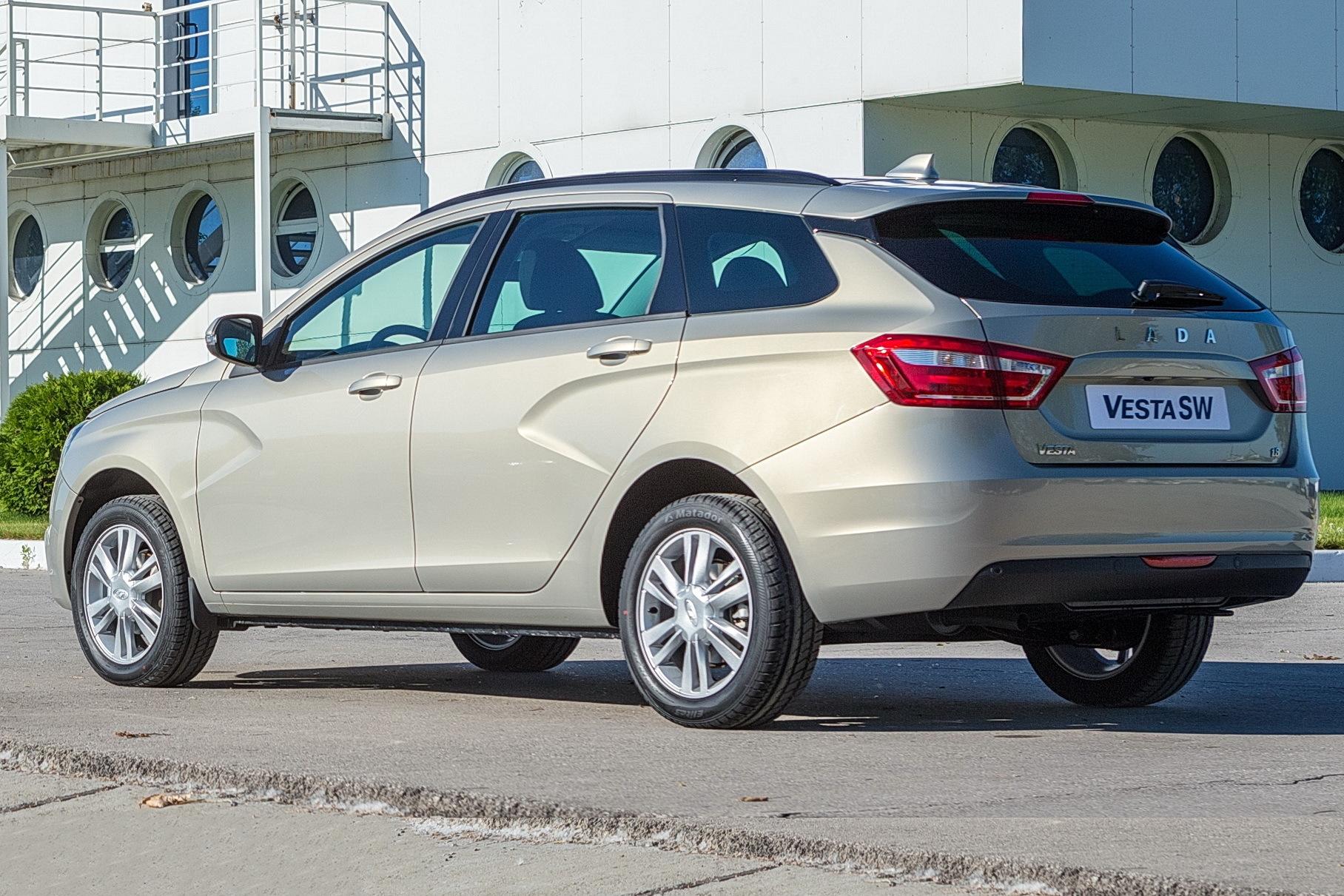 АвтоВАЗ нашел способ снизить цену Lada Vesta