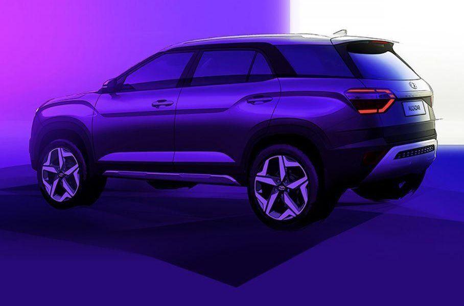 Появилось первое официальное видео с семиместным Hyundai Creta